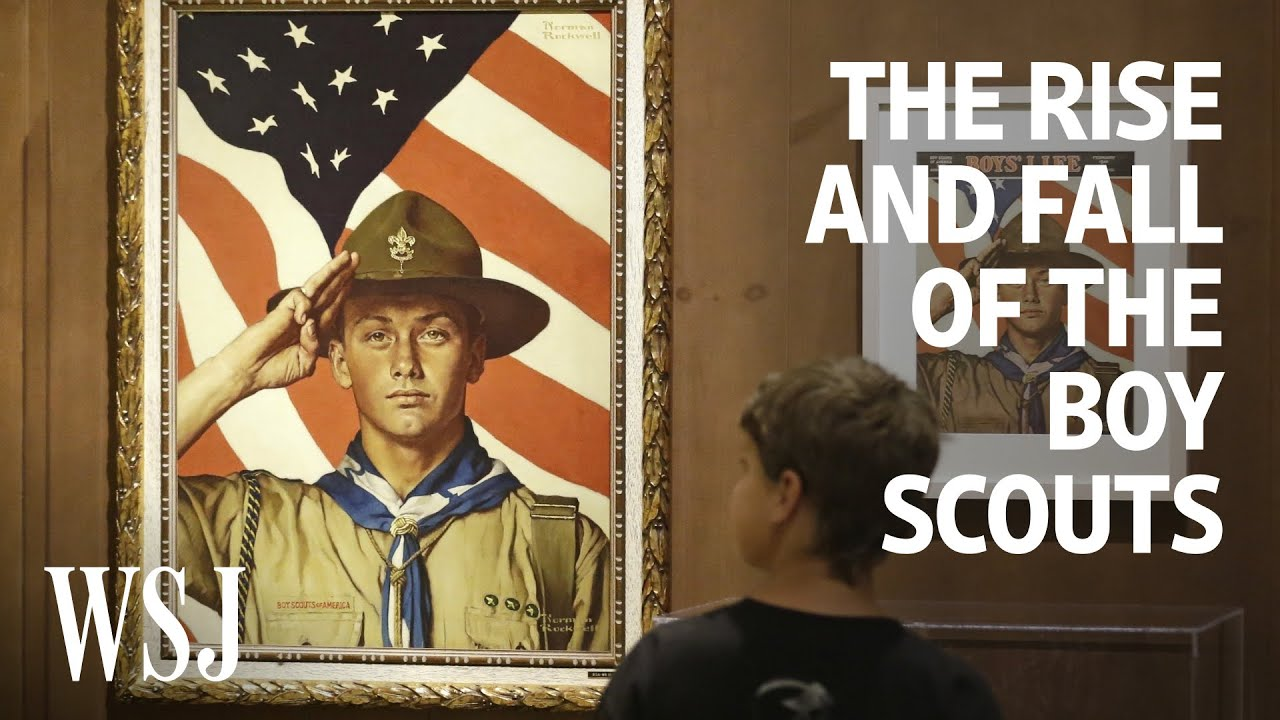 Download The Rise and Fall of the Boy Scouts | WSJ