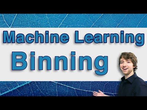 Machine Learning Tutorial 10 - Binning Data