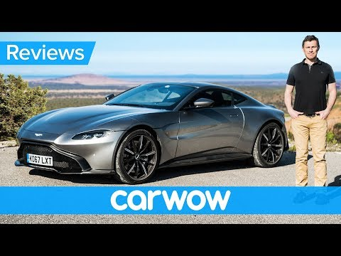 New Aston Martin Vantage 2018 review – see why it IS worth £120,000!