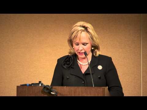 Lunch Keynote: Oklahoma Governor Mary Fallin