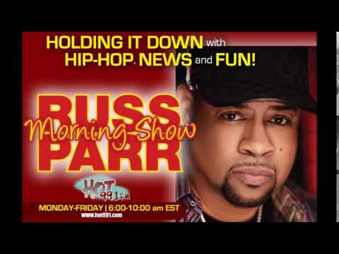 T.I. on The Russ Parr Morning Show