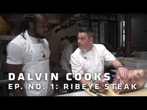 Dalvin Cooks | Episode One: Ribeye Steak | Minnesota Vikings
