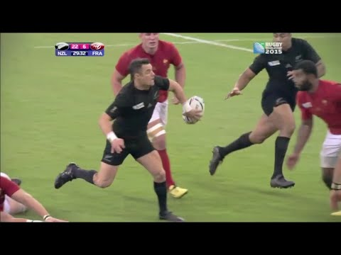 All Blacks - Rugby World Cup 2015 Highlights
