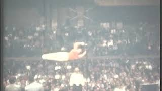Gymnastic History - - 1958 NCAA Gymnastics Championships