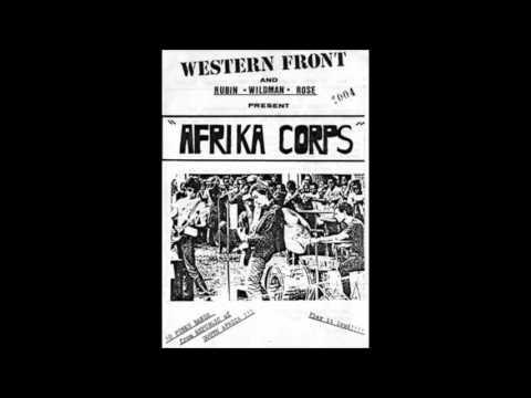 VA - Afrika Corps (COMP PUNK)