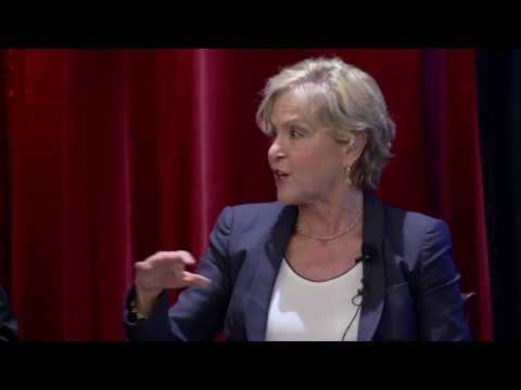 Shared Value Adoption: Philanthropic Sector Perspective from Judith Rodin