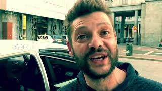 TAXISTI ELETTRICI: intervista a Fabio di Torino che usa la Nissan Leaf 40 kWh come taxi