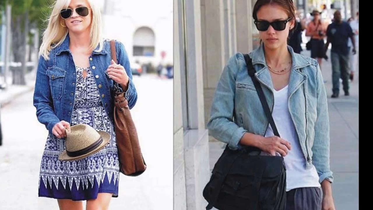 Primavera de 2016 nuevas mujeres chaleco denim de moda