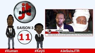 """Journal Rappé (S03, épisode 11) : """"Procès Habré: Hissène pas prêt"""""""