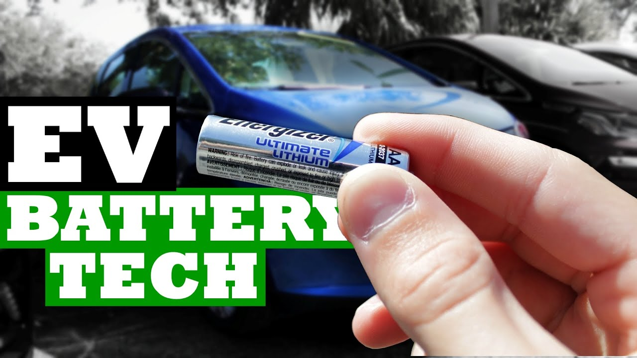 Electric Car Battery Technology Is This The Future Of Cars