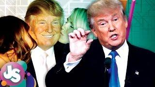 Donald Trump Is A Creep....True or False?