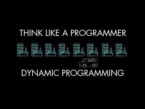 Think Like a Programmer: Dynamic Programming
