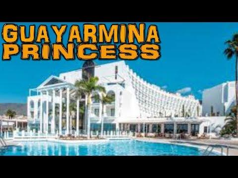 GUAYARMINA PRINCESS Hotel - Costa Adeje - Tenerife (4K)