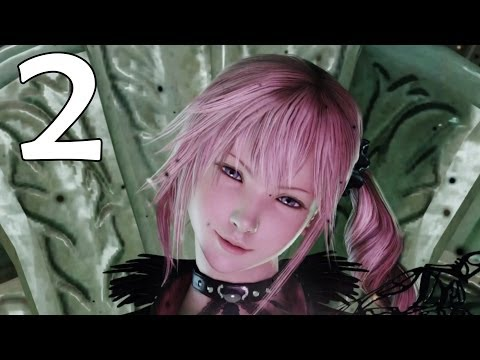 Lightning Returns: Final Fantasy XIII-3 - Movie Version - Part 2- Time Is Money
