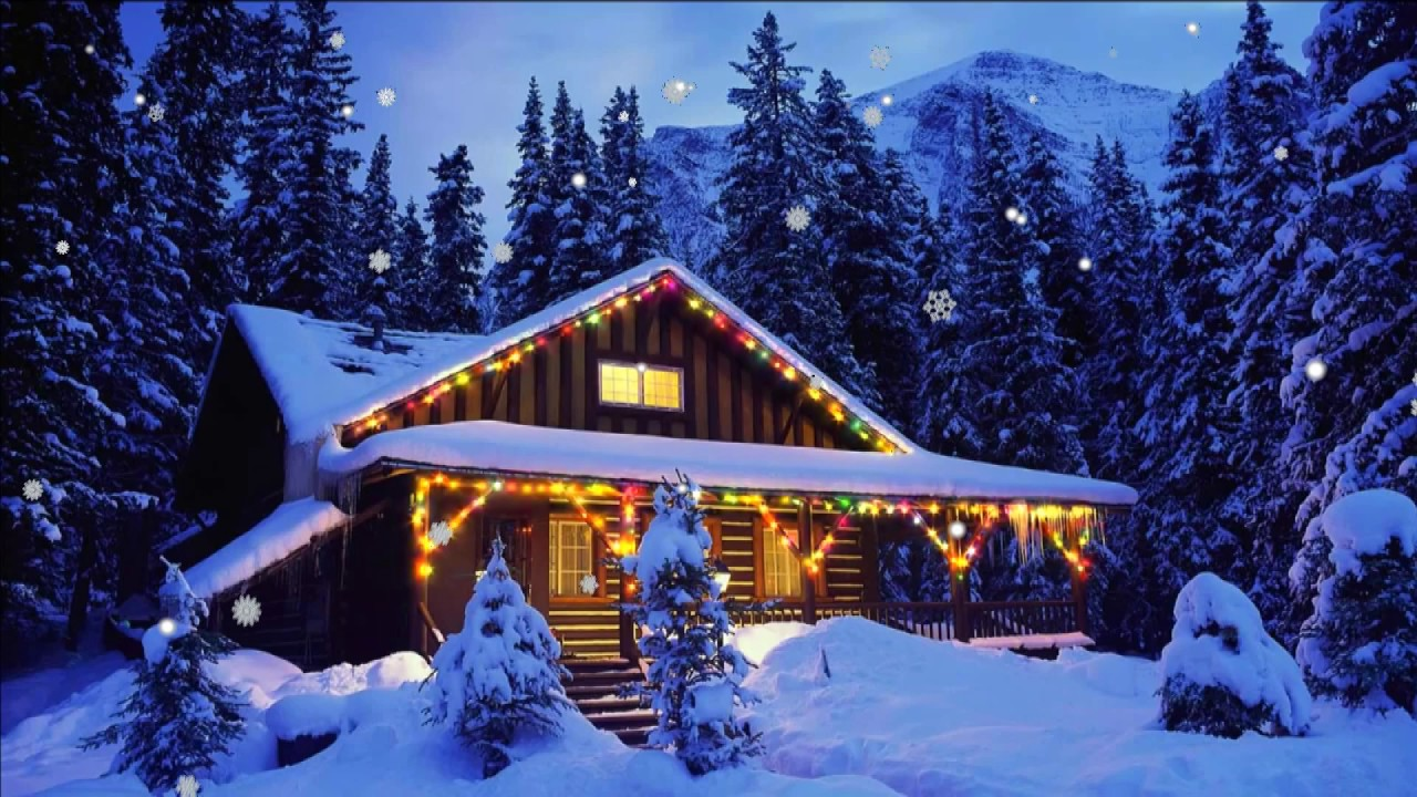 Картинки по запросу избушка в зимнем лесу