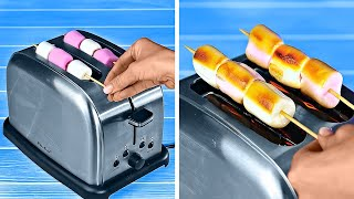 Smart Food Hacks You Need To Try Right Now || Simple And Effective Kitchen Hacks