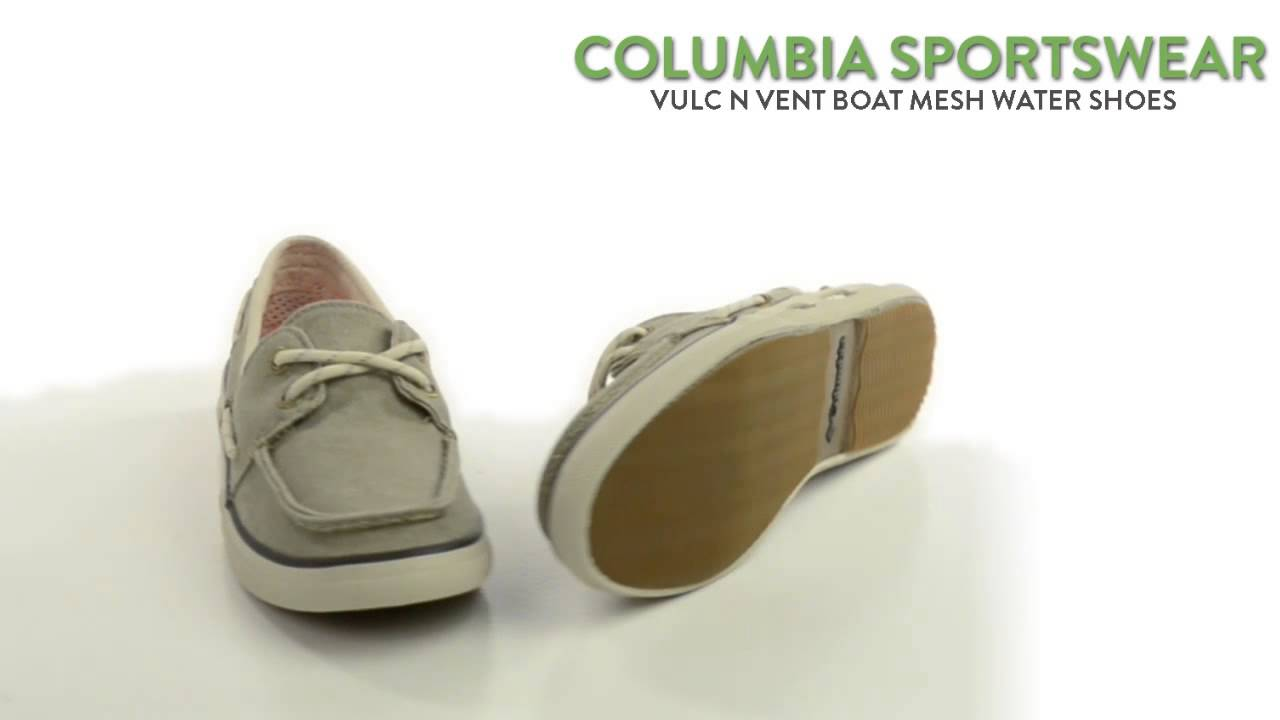 ee17f87eee71 Columbia Sportswear Vulc N Vent Boat Mesh Water Shoes - Canvas (For Women)