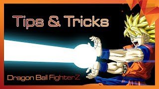 13 Dragon Ball FighterZ Tips and Tricks To Improve Your Game