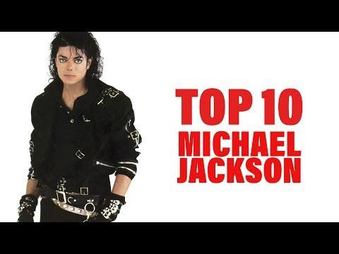 TOP 10 Songs  Michael Jackson