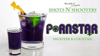 How to make a Pornstar Shooter & Cocktail