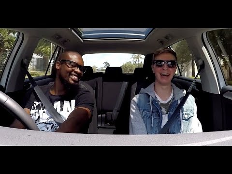 Mack Rapapali and Vernon Barnard Carpool Karaoke