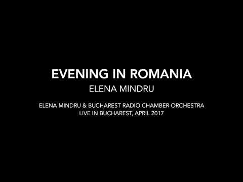 Evening in Romania - Elena Mindru & Bucharest Radio Chamber Orchestra