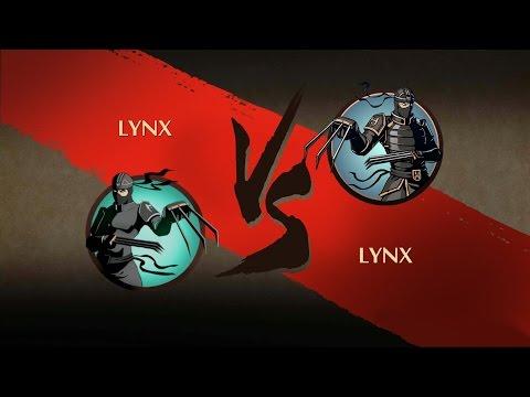 Shadow Fight 2 OLD LYNX VS NEW LYNX