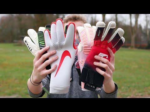 Was Sind Die Besten Torwarthandschuhe? Mega Torwarthandschuh Vergleich! Nike, Adidas,...+Gewinnspiel