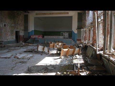 Экскурсия по белорусской зоне отчуждения: как выглядят отселенные деревни