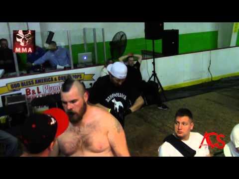 "Exiled MMA ""ANARCHY"" William Toning Vs. Matt Maxfield"