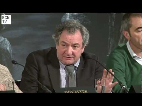 Ken Stott & James Nesbitt   Joining The Hobbit Family