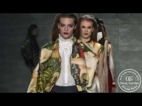 Olivia Garden® Četke Nano Thermic---New York Fashion Week---