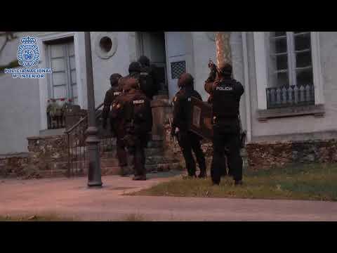 Detienen a una presunta yihadista en Lugo y otros tres en Guipúzcoa
