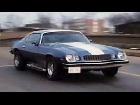 '75 Camaro in Walking Tall Part II