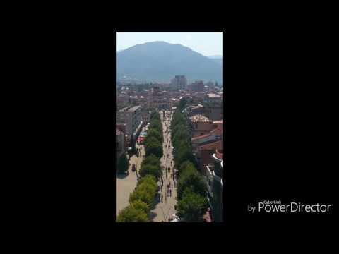 Korça, Coriza albanian tourism and traditional city