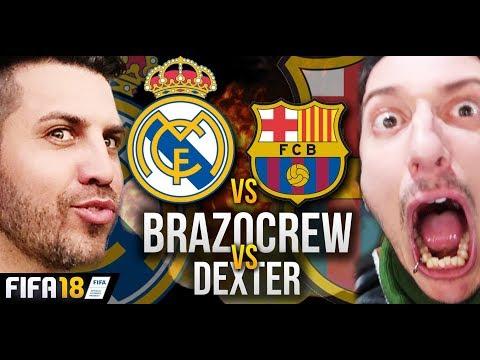 NON CREDERAI COME SIA FINITA QUESTA PARTITA - BRAZOCREW vs ILVOSTROCARODEXTER - FIFA 18