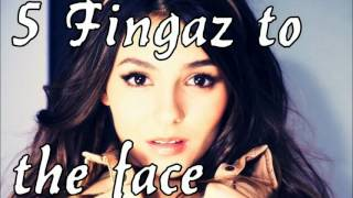 Victorious -5 Fingaz to the Face ORIGINAL (Lyrics in Description)