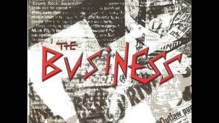 The Business  -  Pretty Vacant (Live)