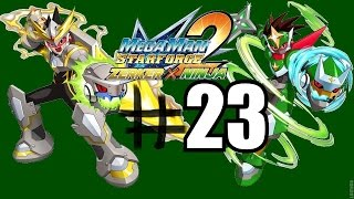 MegaMan Star Force 2 Zerker x Ninja Gameplay Walkthrough Part 23