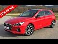 Hyundai i30 - 2017 | Revisión en profundidad y encendido