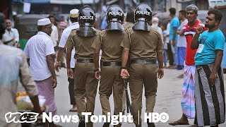 The Group At The Center Of The Easter Attack Investigations (HBO)