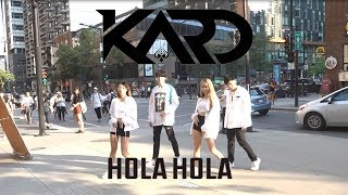 [KPOP IN PUBLIC CHALLENGE] KARD - Hola Hola Dance Cover