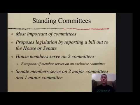 Congressional Committees & CT Representatives