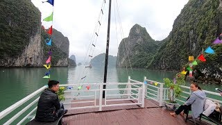 The Most Amazing Place in Vietnam | Ha Long Bay