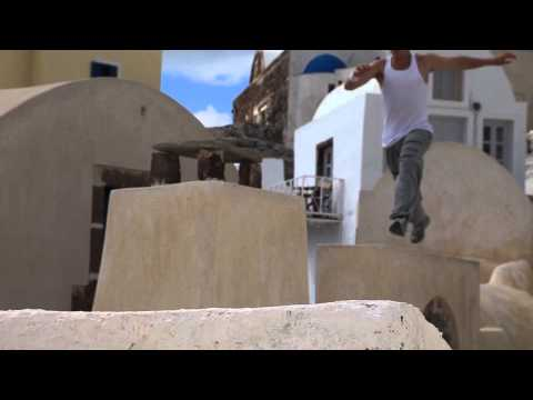 Parkour comes to Greece - Red Bull Roof Tops