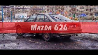 #TESTDRIVE Mazda 626 GD [1990]