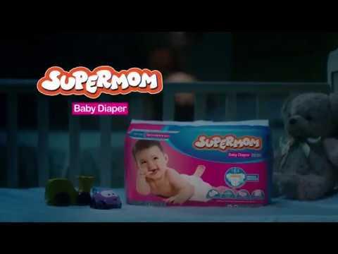 Supermom Diaper 6 sec TVC