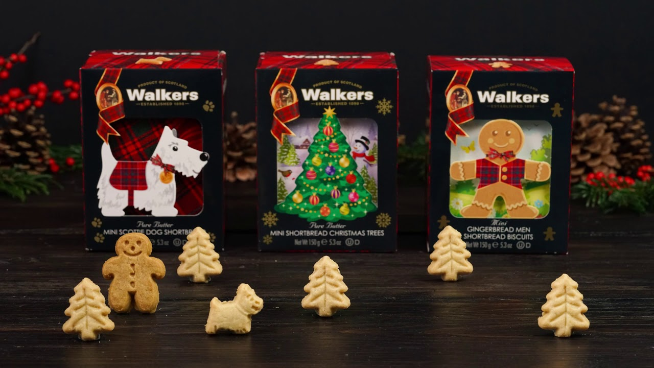 All I Want For Christmas Is Walkers 3d Cartons
