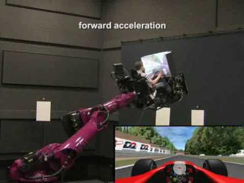 CyberMotion Simulator @ Max Planck Institute for Biological Cybernetics
