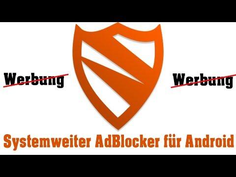 [TUT] Blokada - Systemweiter AdBlock Für Android [4K   DE]